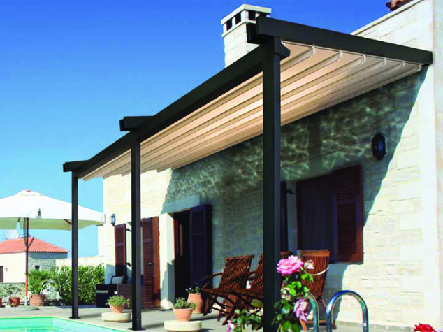 Durasol Exterior Outdoor Custom Awnings For Homes Businesses In CT