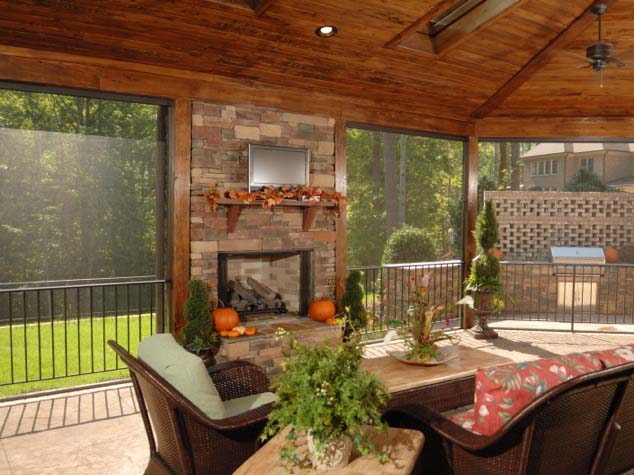 Outdoor Window Treatments, Solar Screens, Shades - Window Products CT