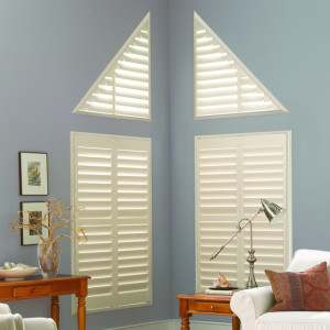 Specialty Shaped Window Coverings