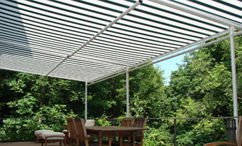 Retractable Pergola Awning UV Protection West Haven CT