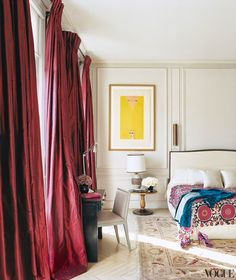 Marsala Window Treatments, Drapery