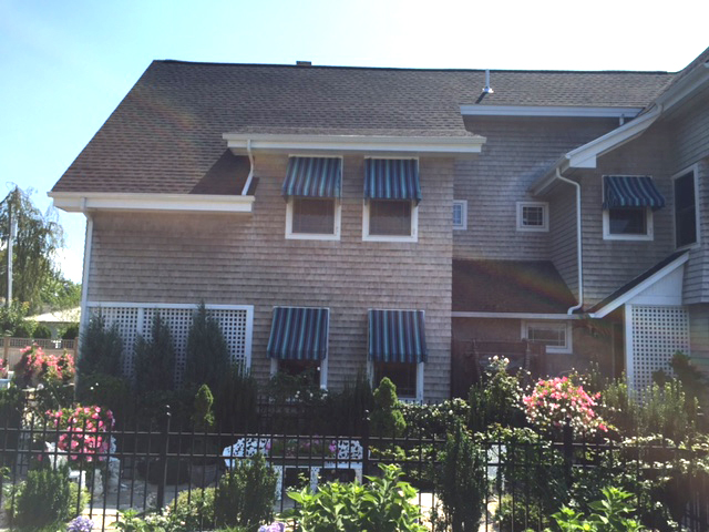 Awnings Outdoor Valances Durasol Awning Branford Ct