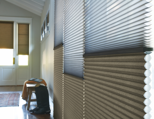 Incroyable Duette® Duolite™ Honeycomb Shades