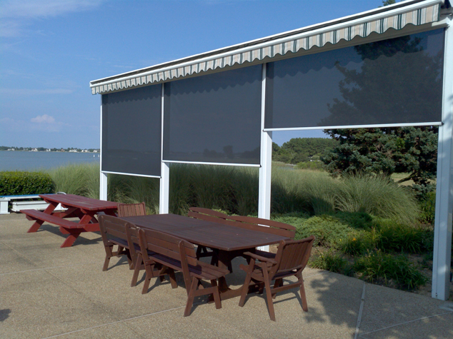 Durasol Elite Plus Motorized Retractable Awning Project ...