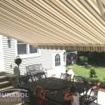 Retractable Awnings - Durasol SunCassette & SunShelter ...