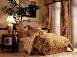 Custom Bedding and Fabric Design