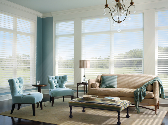 Window Treatments For Windows With