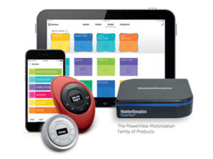 Hunter  Douglas PowerView™ Motorization